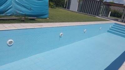 Reparacion de opticas de piscina 2