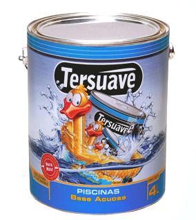 TERSUAVE-Piscinas X 4Lts