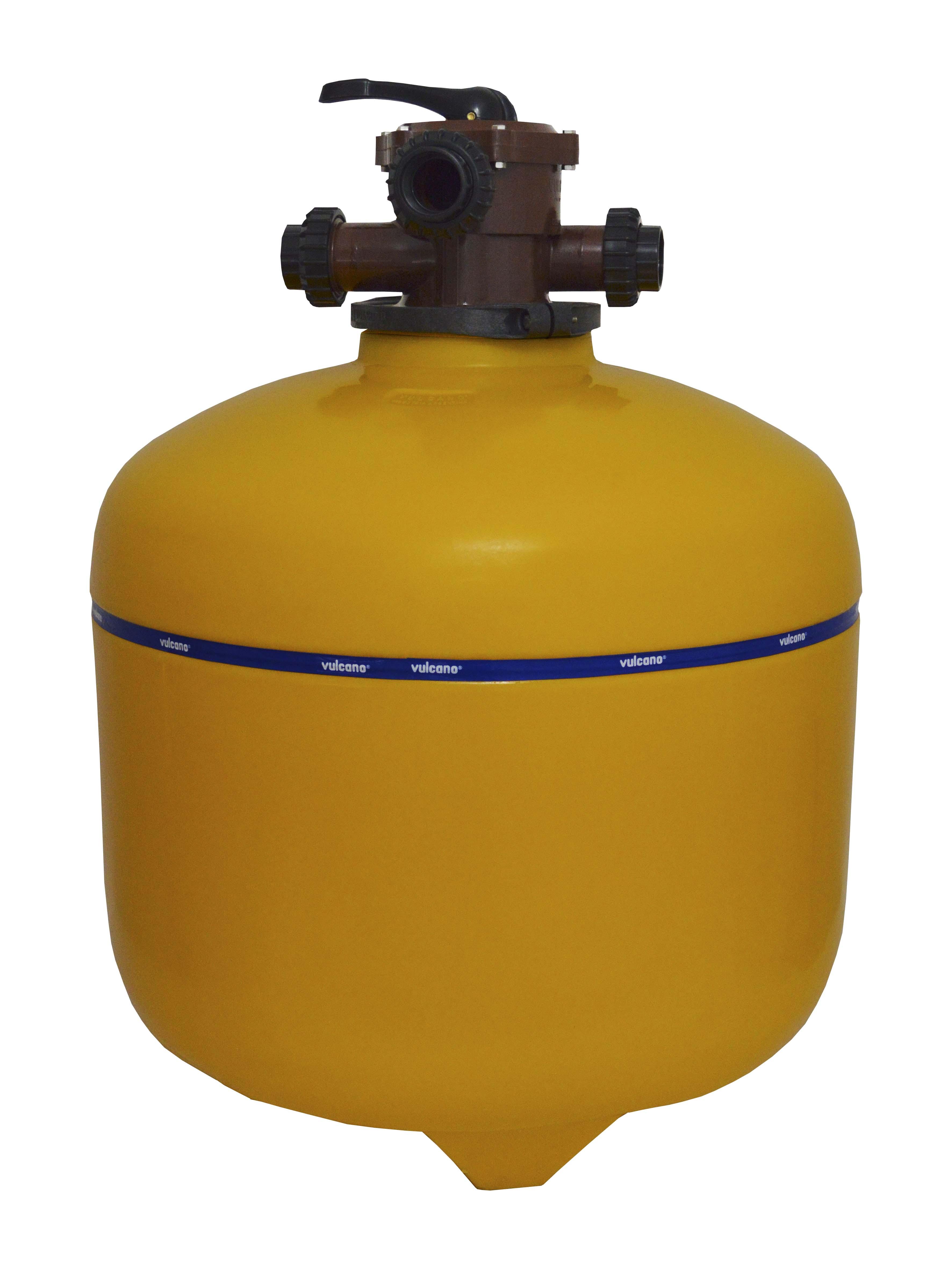 Filtro para piscina vulcano vc100 150m3 de todo agua for Filtros de agua para piscinas